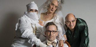 Magenta Theater Dead Beats Halloween