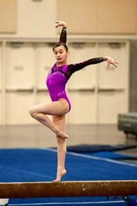 Naydenov Gymnastics ellie weaver