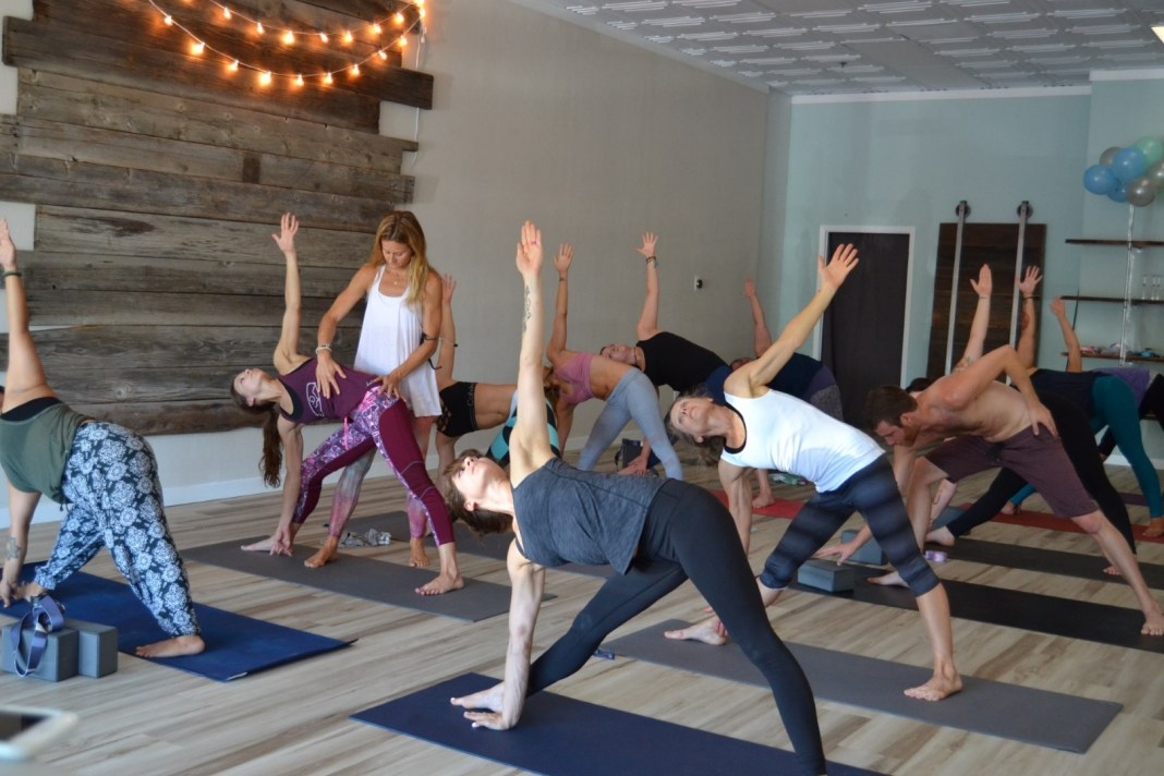 Parallel 45 Yoga Vancouver