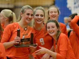 ridgefield volleyball