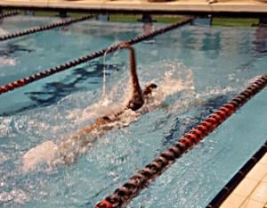 sruthi ravi swimming
