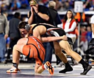 Battle Ground James Rogers Wrestling