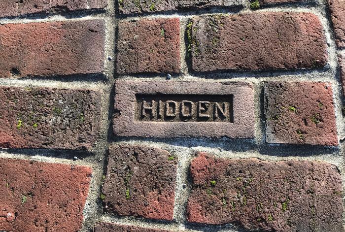 Clark County Hidden Bricks