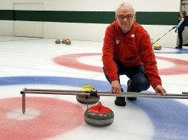 Clark County Curling t