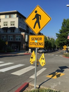 Clark County Senior Discounts Senior crossing