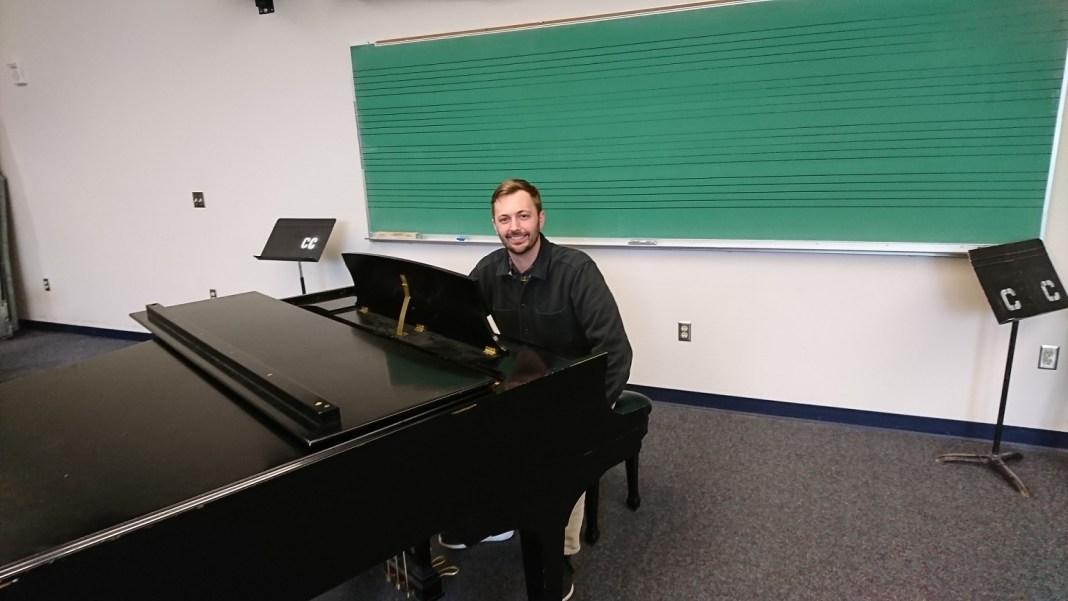 Dr. Jacob Funk Clark College piano