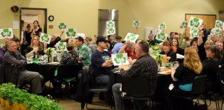 Rocksolid Community Teen CenterLucky Shamrock Auction March