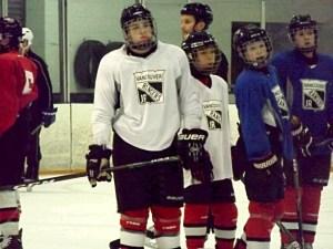 Vancouver Rangers austin coldwell