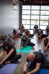 Yoga and Beer Vancouver Mikki Trowbridge