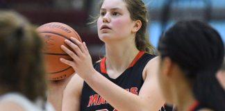 Courtney Clemmer Basketball Camas High School