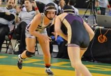 clark county state wrestling Krista Warren