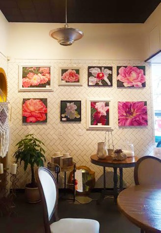 Luepke Flowers and Finds Vancouver Local Art