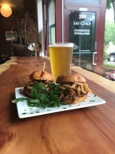 Say Ciao Vancouver brew and burger