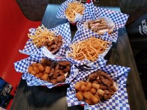 Top Burger Camas food