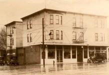 Old Camas hotel