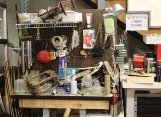 Habitat Restore DIY Workbench