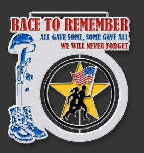 Race to Remember - Memorial Day Race @ Remembrance Wall    Vancouver   Washington   United States