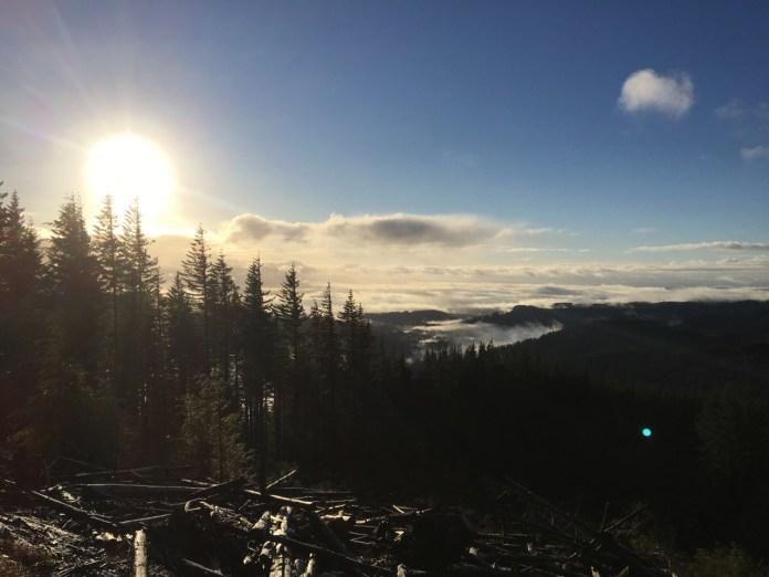Mountain beauty via TOS