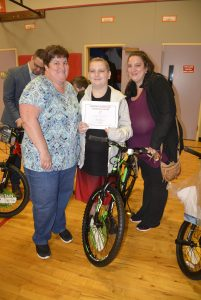 Student attendance rewarded at Hathaway