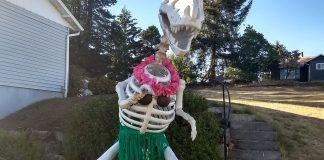 Rex on 179th hula