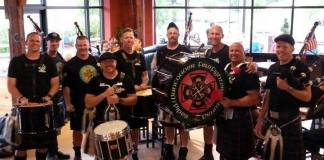 Vancouver Firefighters Pipe & Drum Fundraiser Performances