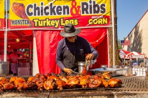 Clark County Fair 2019 food