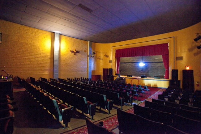 Old Liberty Theater ridgefield washington