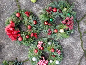 Christmas Tree Farm Clark County Glenwood Tree Farm wreaths