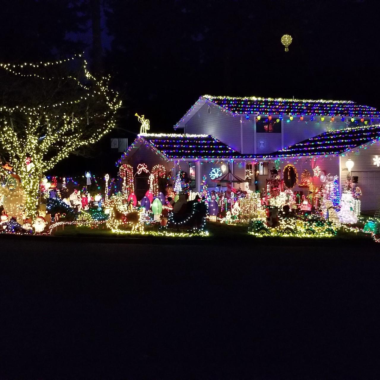Colombian Vancouver Wa Christmas Lights 2020 Where to Find Christmas Lights in Vancouver and Surrounding Areas