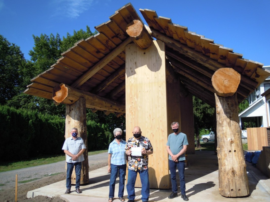 Washougal Museum Gathering Place Board Members