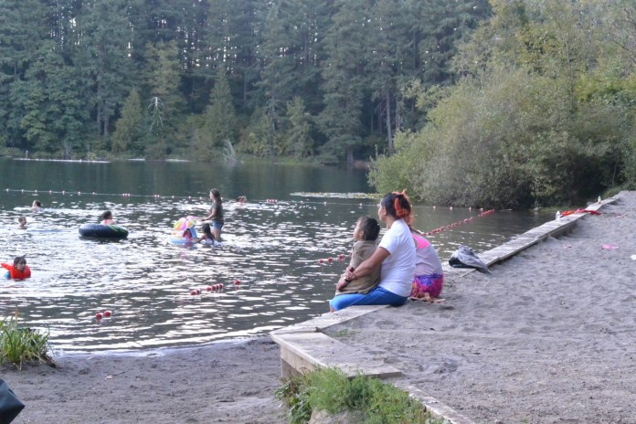 Battle-Ground-Lake-State-Park-Afternoon-Family-Play-Time