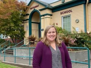 Wendy Morrill Hathaway Elementary Principal