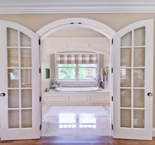 Selma NC Custom Wood Door Arches   Archway Kits   Clark Woodworks Selma NC Custom Wood Door Arches   Archway Kits