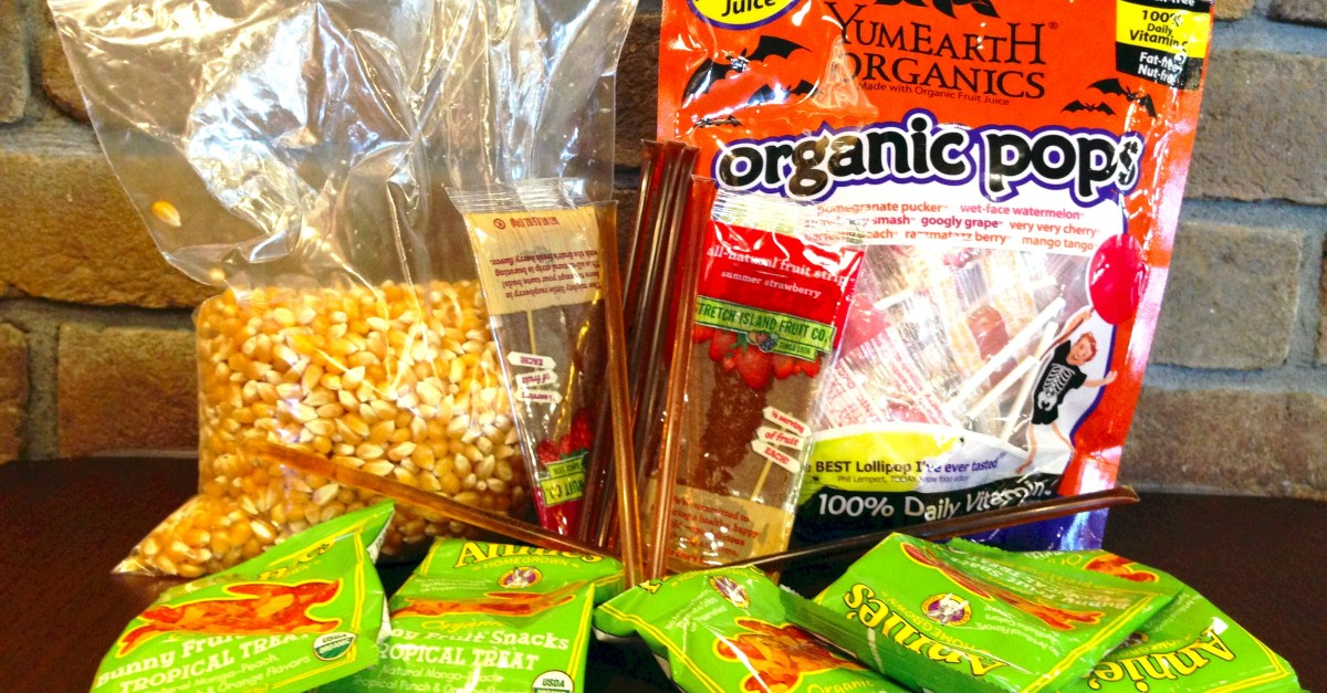 10 healthy Halloween alternatives that will save you money