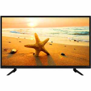 Today only: 40″ HDTV for $130, free store pickup