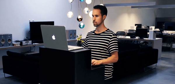 Meet Oristand, the $25 standing desk