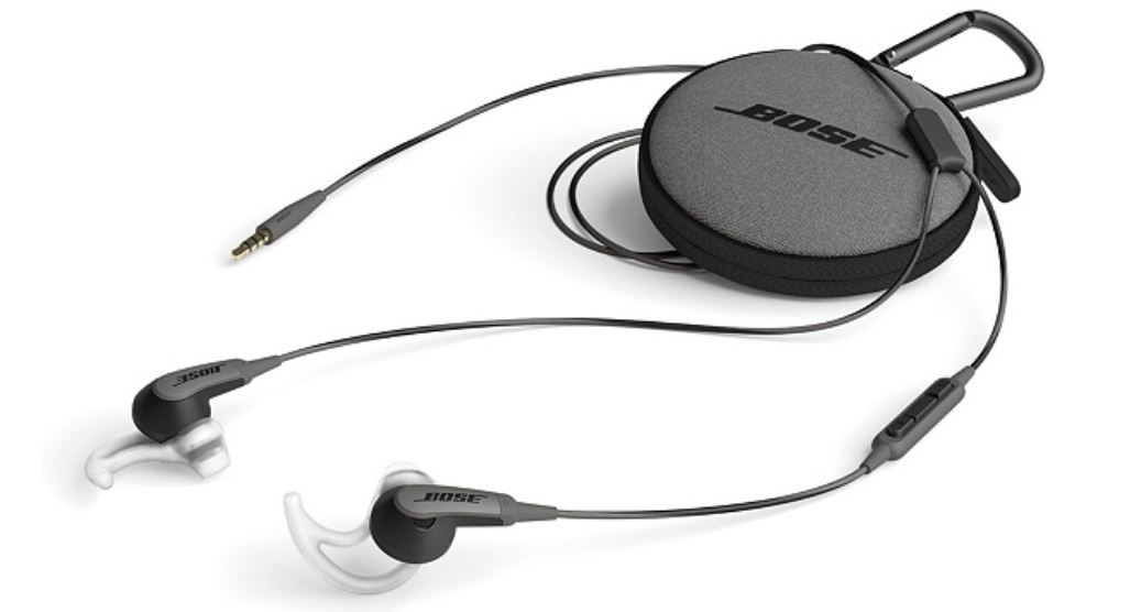 Today only: Bose SoundSport in-ear headphones from $44