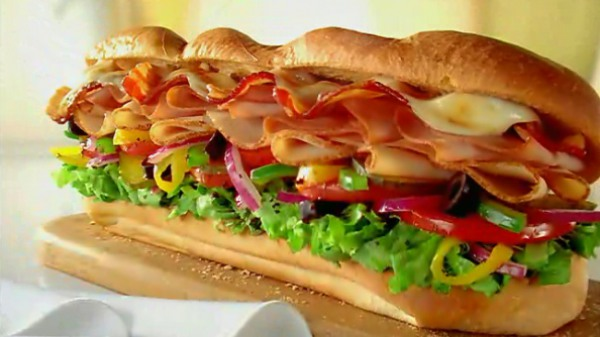 Ends soon! Subway: Get $5 off a $5 purchase with PayPal
