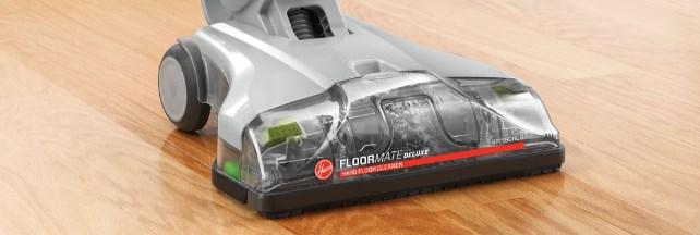 Hoover Floormate Deluxe hard floor cleaner under $40 shipped
