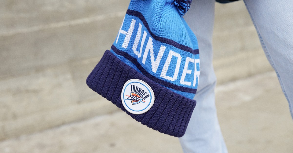 Select beanies and warm caps from $3 at Lids