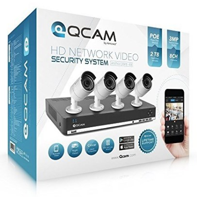 QCAM security system bundle from $275 today only | Clark Deals