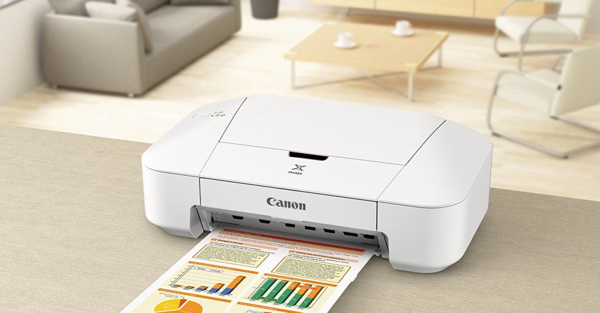 Canon IP2820 inkjet printer for $10 today only