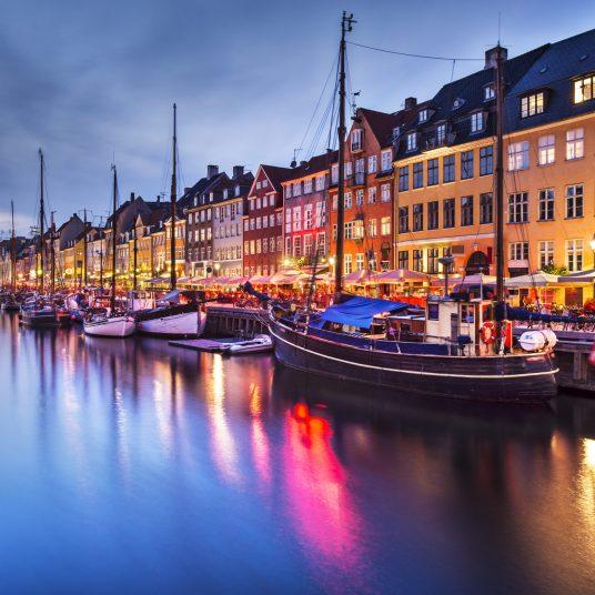 6-night Copenhagen & Amsterdam escape with airfare & hotel from $822