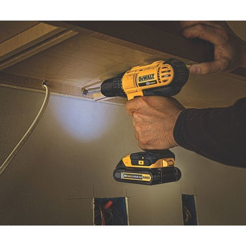Today only: Dewalt 20V MAX cordless lithium-ion drill driver kit with toolbox for $89