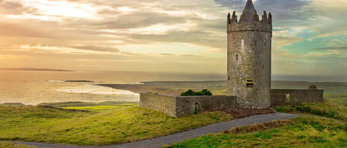 Flights to Dublin, Ireland in the $500s round-trip