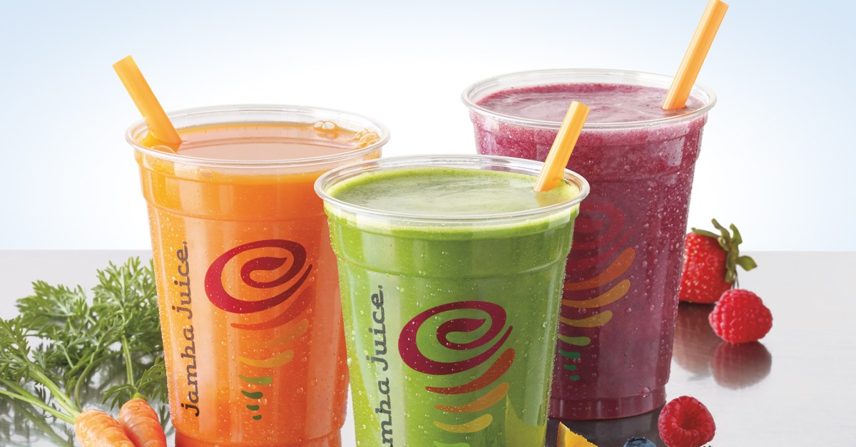 Here's how to get a free $3 Jamba Juice gift card