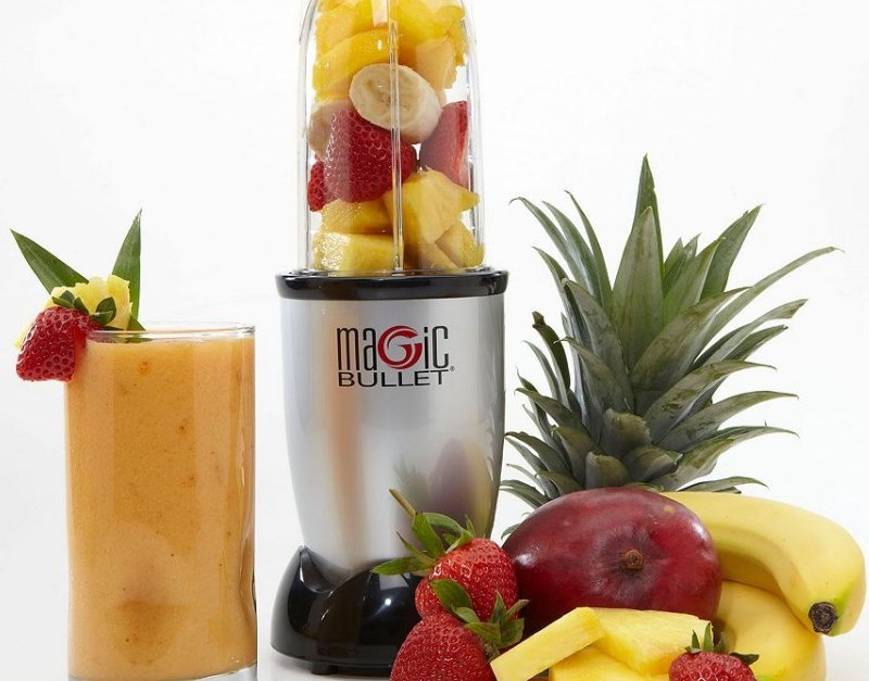 Kohl's cardholders: 11-piece Magic Bullet blending system for $12.59