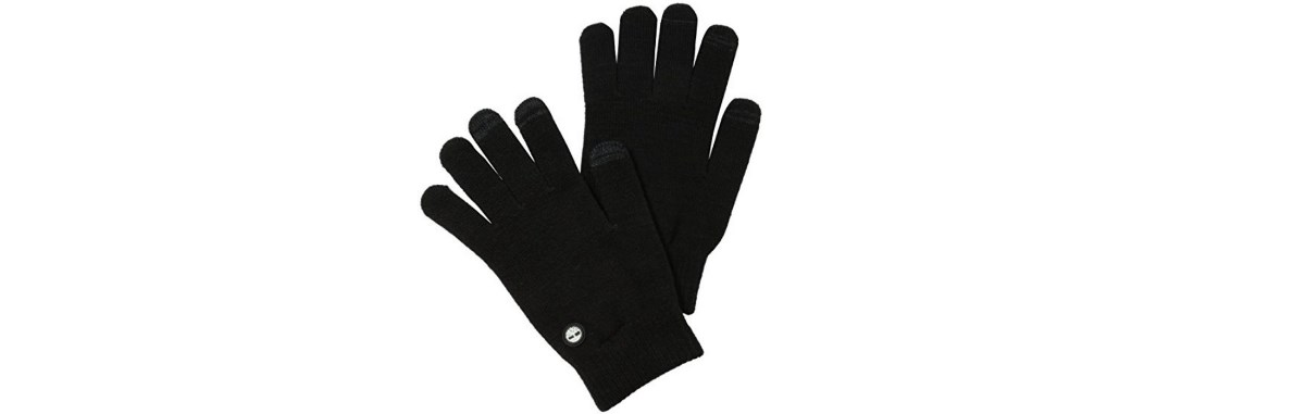Timberland men's touchscreen gloves for $3