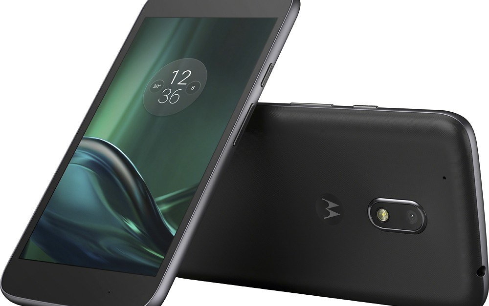 Prime members: Moto G4 32GB unlocked smartphone for $130