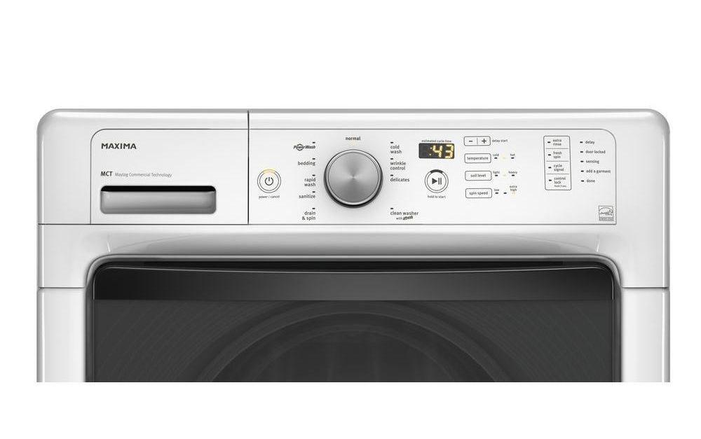 Save $360 on a Maytag Maxima HE front load washer